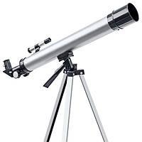 Телескоп Bresser Junior 50 / 600 silver