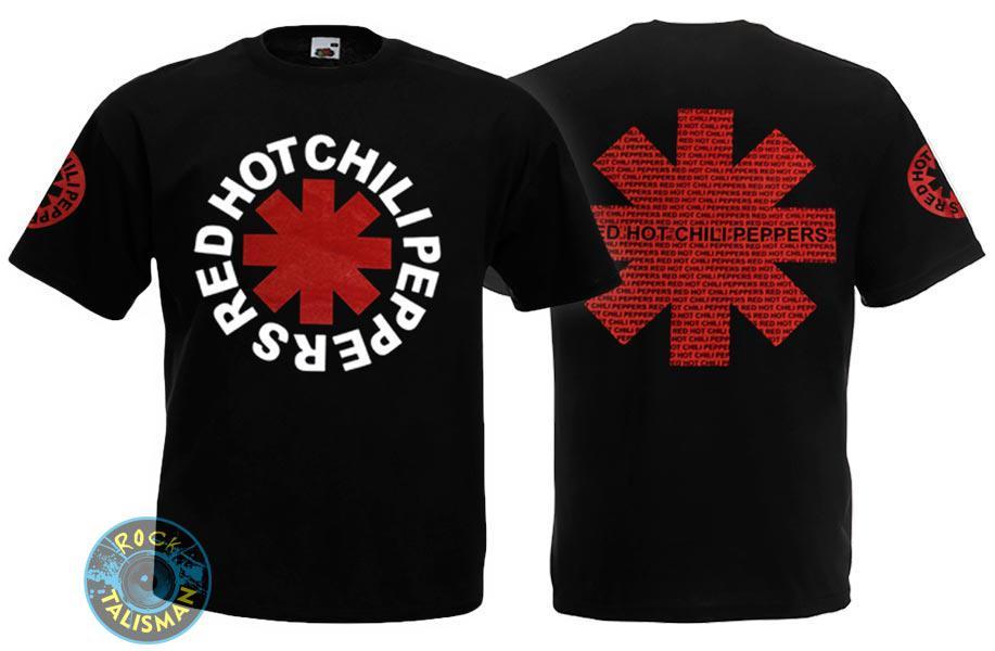 Футболка RED HOT CHILI PEPPERS Logo