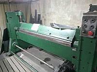 Гибка листового металла до 1000 мм/гиб