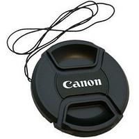 Крышка для объектива Canon 58 мм (аналог) для EOS 650D 600D 1100D 1200D 550D 18-55 mm