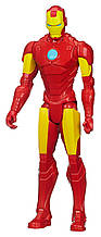 Большая игрушка Железный человек Hasbro из серии Титаны - Iron Man, Titan, Avengers