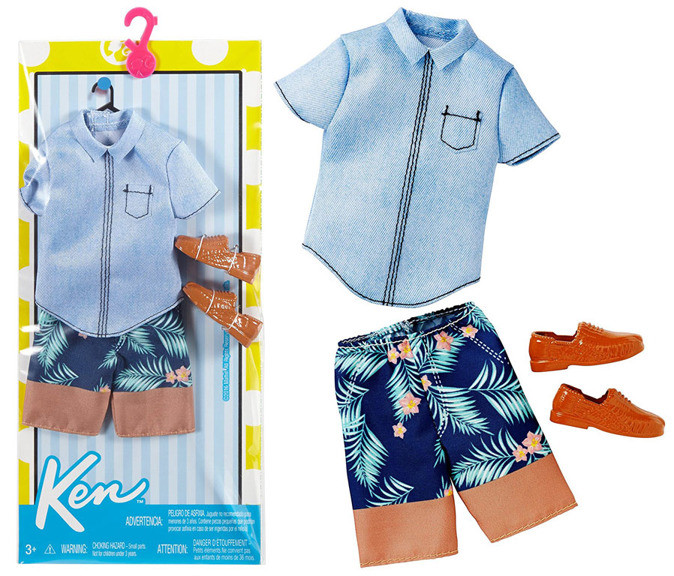 Одяг для Кена - Річний комплект DWG76