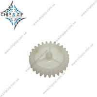 Шестерня привода термоблока (колебательного узла) для HP LJ 1320/ 1160/ 2420 (Gear 27Т/ RU5-0307-000) NCET