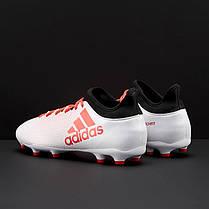 Бутсы Adidas X 17.3 FG CP9192 (Оригинал) Sale, фото 3