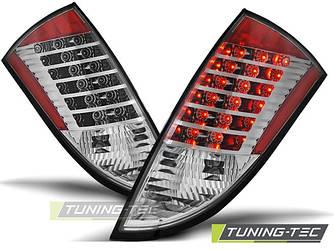 Стопы фонари тюнинг оптика Ford Focus MK1
