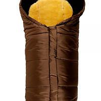 Тёплые детские конверты и мешочки для сна.