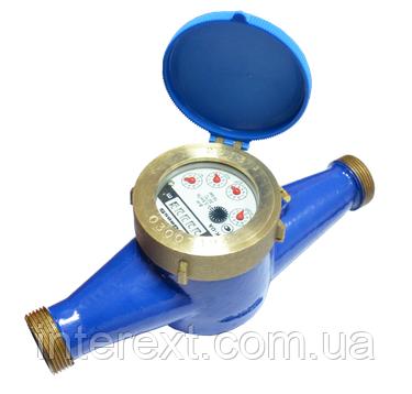 Счётчик холодной воды многоструйный Gross MTK-UA Ду 25, фото 2