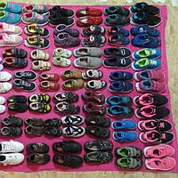 Дитяче взуття секонд хенд сорт крем, фото 1
