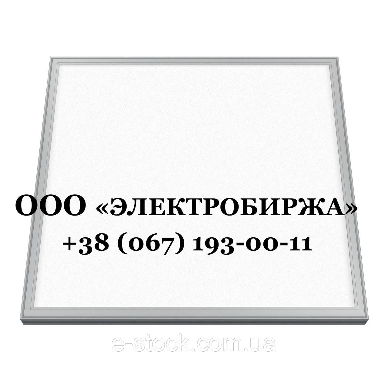 Светодиодные панели 36 СПО / 22 СВО 600х600 мм