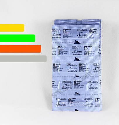 Тест полоски Freestyle Optium #50 -  Фристайл Оптиум, фото 2