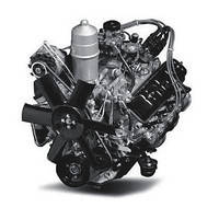 Двигун УРАЛ 375, ЛАЗ