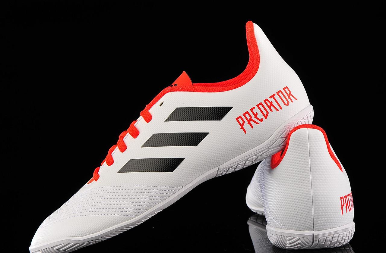 e7bd4e77 Детские Футзалки Adidas Predator Tango 18.4 IN CP9103 (Оригинал) - Football  Mall - футбольный