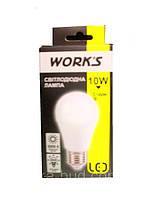 Лампа LED 10 Вт Works LB1030-E27-A60