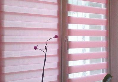 Готовые рулонные шторы день-ночь