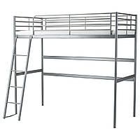 Каркас кровати-чердака IKEA SVÄRTA ИКЕА 20247982