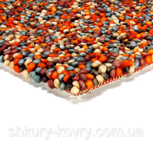 Фигурные ковры, рельефные ковры, ковер цветы, нестандарные ковры, необычные ковры