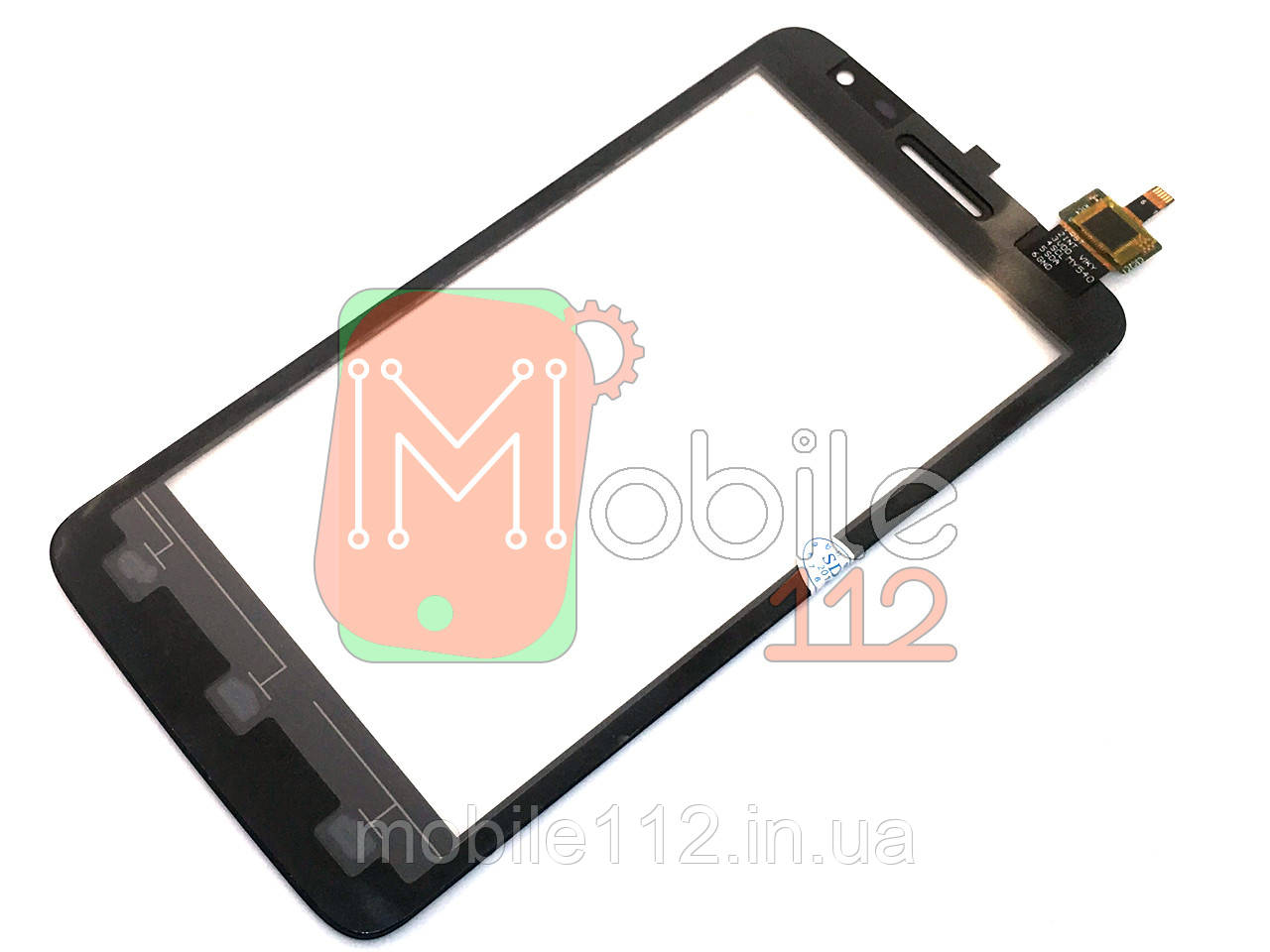 Сенсор (тачскрин)  Prestigio PAP3501 DUO MultiPhone черный