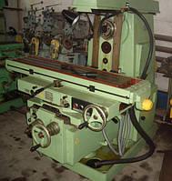 6Р81 - Вертикально-фрезерный станок