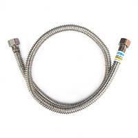 """Шланг нержавійка(олівець) для підключення газу 3/4""""гш 50см, фото 1"""