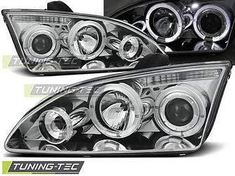 Передні фари тюнінг оптика Ford Focus MK2