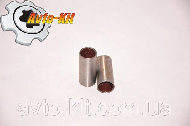 Втулка ушка рессоры задней Jac 1020 (Джак 1020) (металл), фото 2