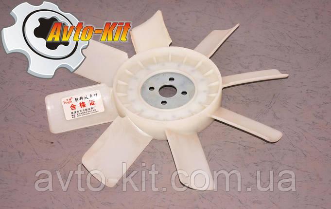 Крыльчатка вентилятора Jac 1020 (Джак 1020), фото 2
