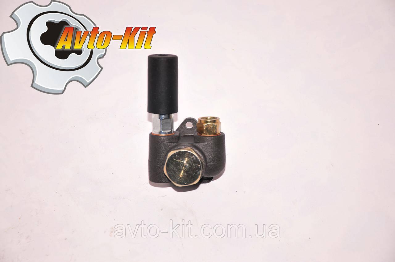 Насос топливоподкачивающий Jac 1020 (Джак 1020) (ролик 15 мм) (ручная подкачка слева)
