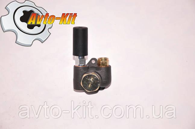 Насос топливоподкачивающий Jac 1020 (Джак 1020) (ролик 15 мм) (ручная подкачка слева) , фото 2