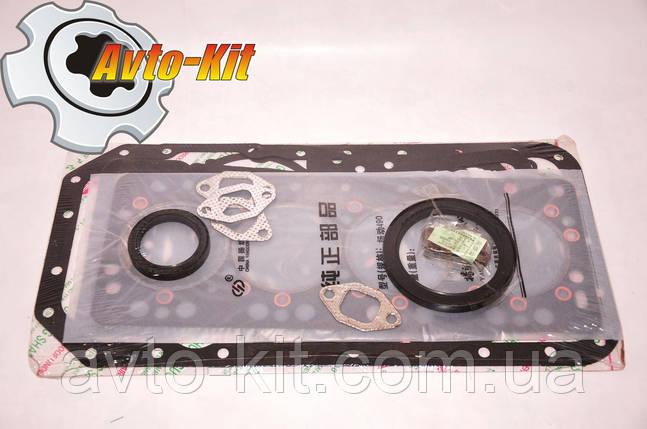 Прокладки двигателя набор с ГБЦ Jac 1020 (Джак 1020), фото 2