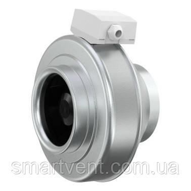 Вентилятор канальный круглый Systemair K 125 EC