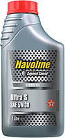 Моторное масло Texaco Havoline Ultra S 5W-30 1 л