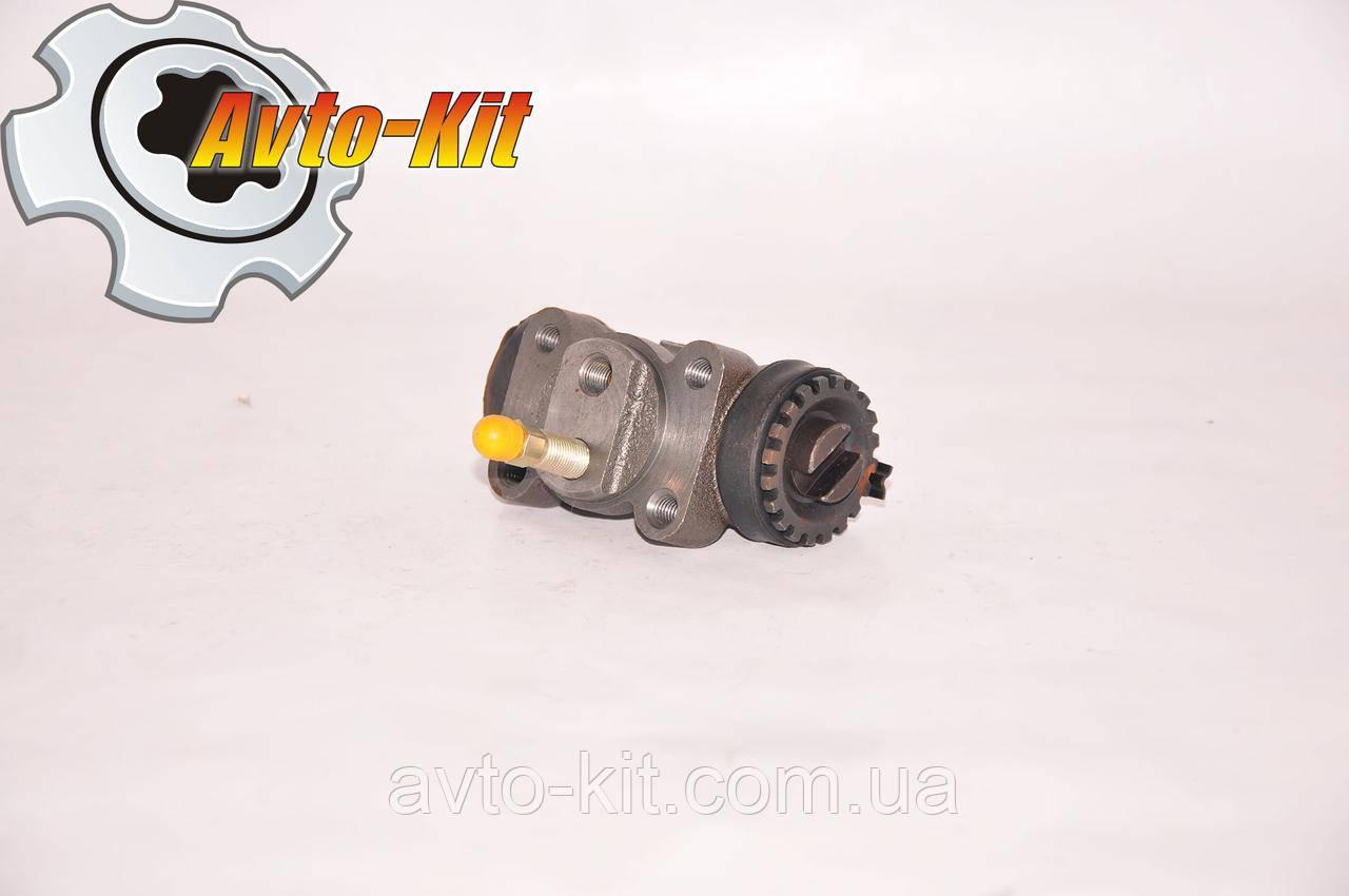 Цилиндр тормозной рабочий задний правый передний d=10 (пр-шт) Jac 1020 (Джак 1020)