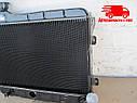 Радиатор ВАЗ 2101, 2102 (2-х рядный медно-латунный) (пр-во г.Оренбург). Ціна з ПДВ, фото 3