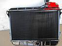 Радиатор ВАЗ 2101, 2102 (2-х рядный медно-латунный) (пр-во г.Оренбург). Ціна з ПДВ, фото 5