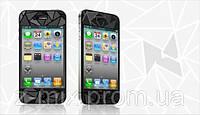 Защитная пленка для apple iphone 4 4s 3 D
