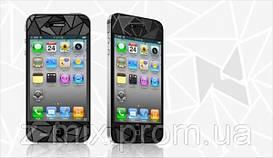 Захисна плівка для apple iphone 4 4s 3 D