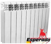 ESPERADO SOLO 500/80 радиатор алюминиевый