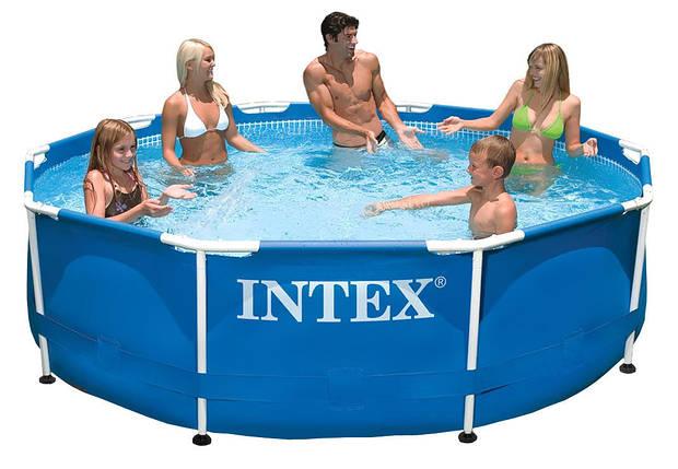 Каркасный бассейн Intex 305х76 см (28202), фото 2