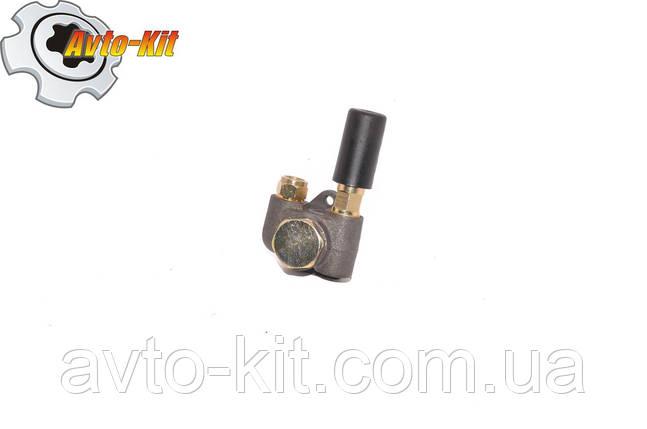 Насос топливоподкачивающий (ручной подкачки) Foton 1043-1 Фотон 1043-1 (3,3 л) (ролик 17м), фото 2