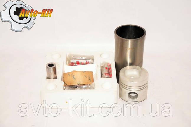 Комплект поршневой (4гил, 4пор, 4пал, 4кол) Foton 1043 Фотон 1043 (3,7 л), фото 2