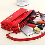 Жіноча сумка з лакированой шкіри Glorious, фото 10