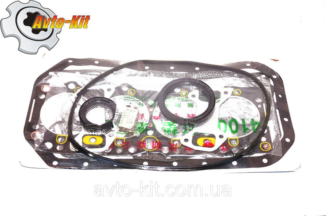 Прокладки двигателя набор (полный) Foton 1043 Фотон 1043 (3,7 л)