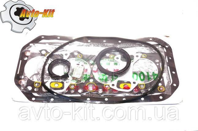 Прокладки двигателя набор (полный) Foton 1043 Фотон 1043 (3,7 л), фото 2