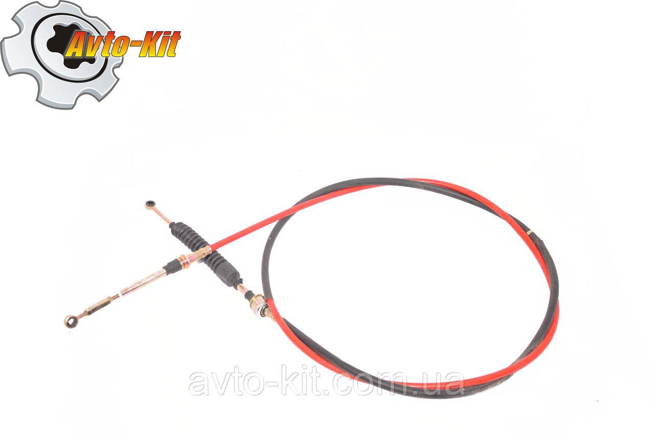 Трос выбора передач (кольцо-кольцо) 2,80 м Foton 1043 Фотон 1043 (3,7 л)