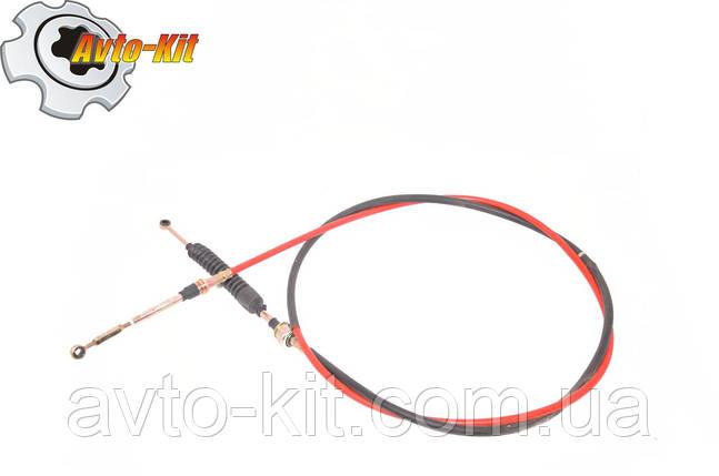 Трос выбора передач (кольцо-кольцо) 2,80 м Foton 1043 Фотон 1043 (3,7 л), фото 2