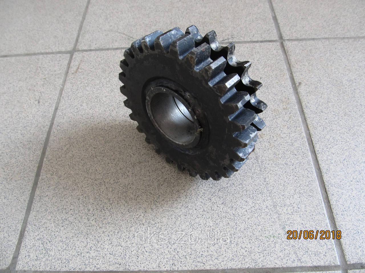Блок зірочка Z21(19,05) шестерня Z27(М5) Z-224 Sipma
