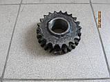 Блок зірочка Z21(19,05) шестерня Z27(М5) Z-224 Sipma, фото 2