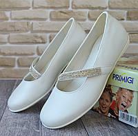 Кожаные туфельки для девочки PRIMIGI (Италия)р 35. интернет магазин обуви,женские классические туфли