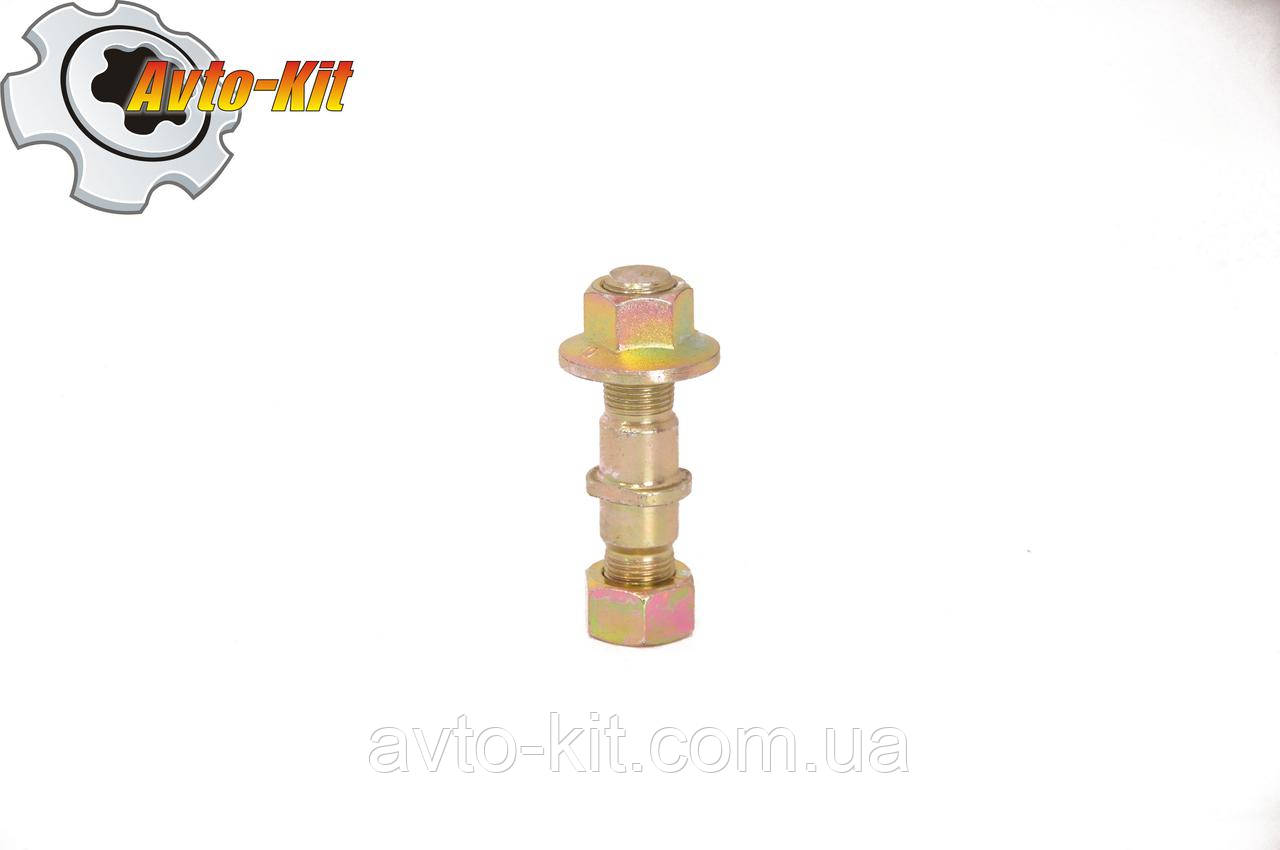 Шпилька, гайка, контргайка колесная правая задняя Foton 1043 Фотон 1043 (3,7 л)