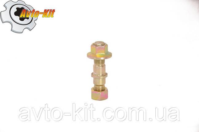 Шпилька, гайка, контргайка колесная правая задняя Foton 1043 Фотон 1043 (3,7 л), фото 2